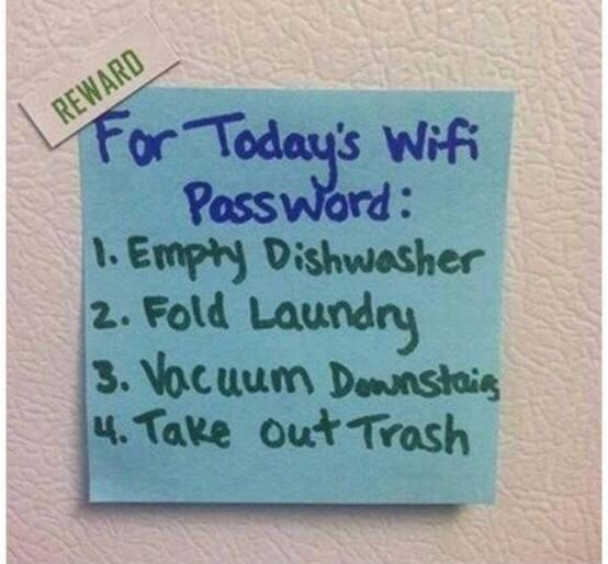 Haha an idea for my future kids...later of course.