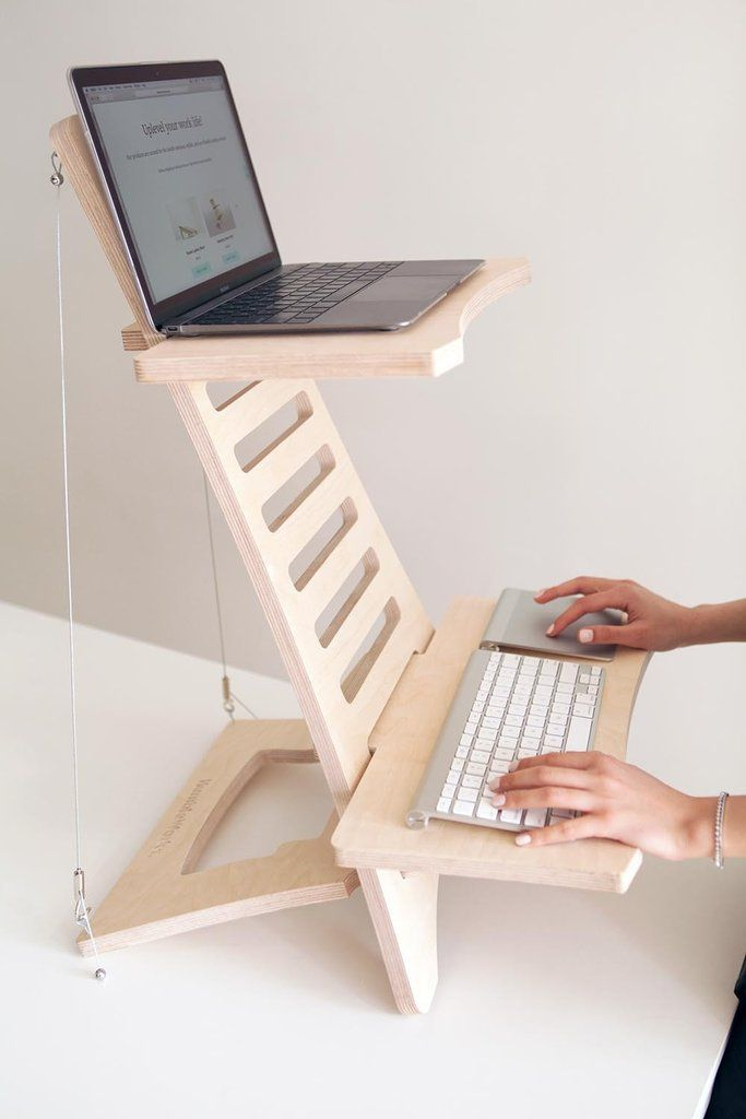 Awesome Tired Of Sitting Down At Your Desk For Hours On End Turn Home Remodeling Inspirations Gresiscottssportslandcom