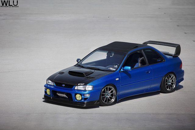 James Gawley S Sti Swapped Gc8 Subaru Subaru Impreza Jdm Subaru