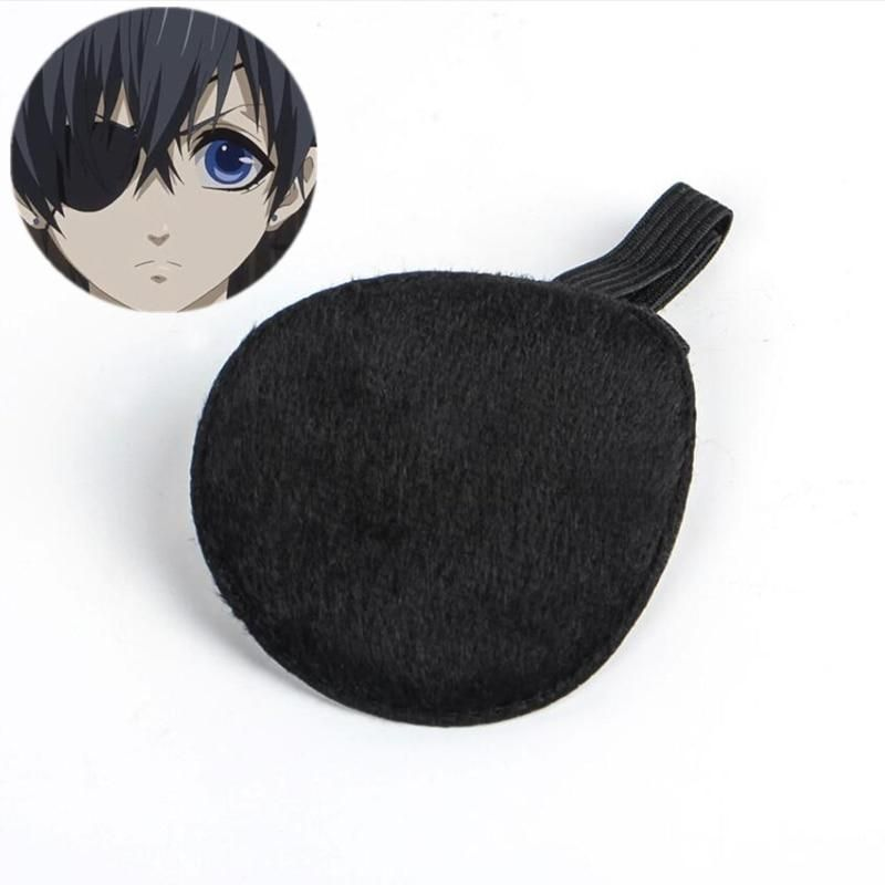 Photo of Anime cosplay single-eyed mask