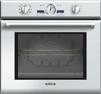 """Thermador's Professional Series 30"""" Single Wall Oven POD301-Stainless Steel"""