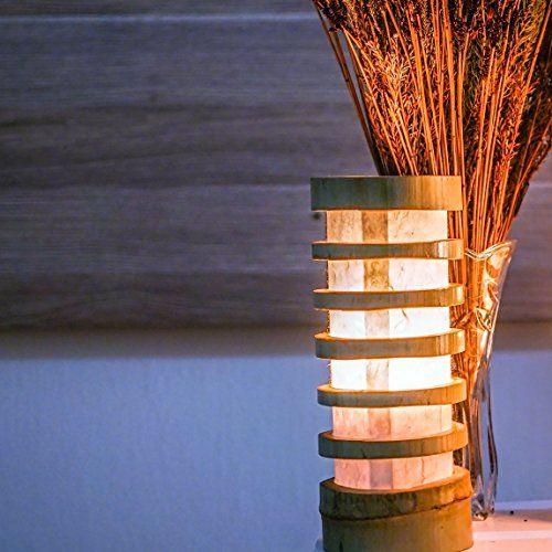 Amazon.com: Handmade Bamboo Table Lamps, Bedroom Lamp, Bedside Lamp, Bamboo
