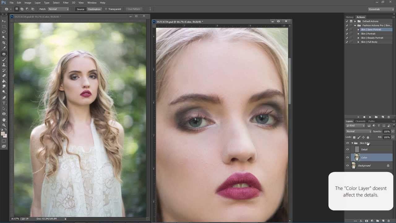 Fashionactions skin retouching photoshop tutorial playlist fashionactions skin retouching photoshop tutorial playlist baditri Image collections