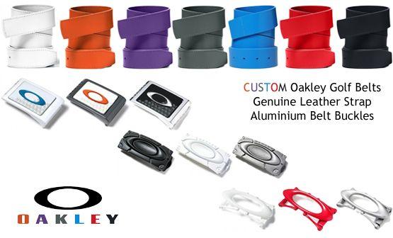 Oakley Belts