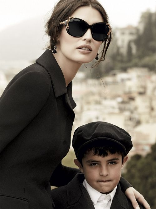72dee5f4a9b5 Dolce   Gabbana Women Sunglasses Eyewear – Sicilian Baroque Special  Collection Advertising Campaign with Bianca Balti for Fall Winter 2013