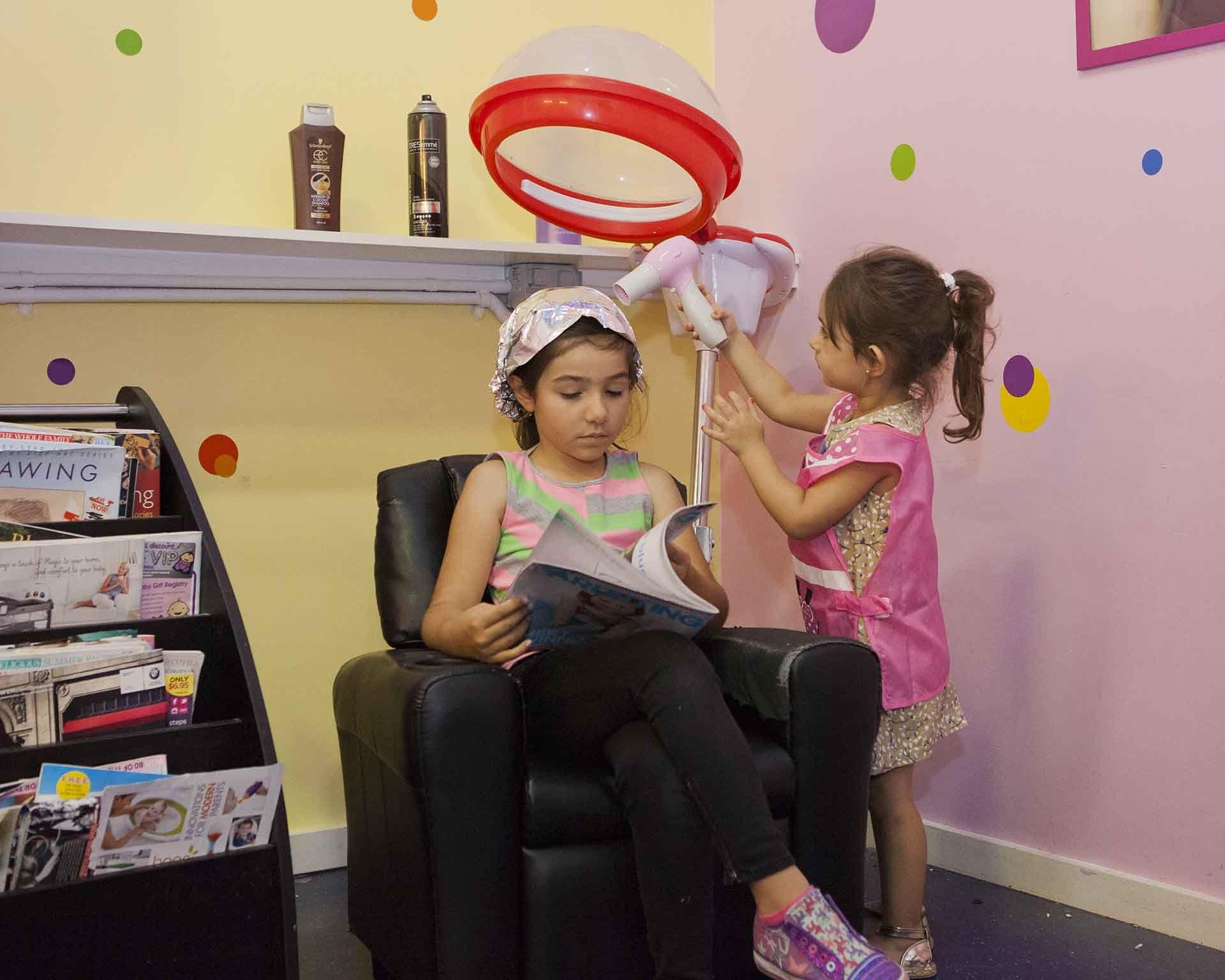Child Play Hair Salon School Holiday Activities Nsm