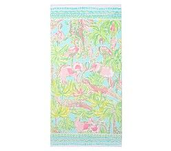 Lilly Pulitzer Cheek To Cheek Beach Towel In 2020 With