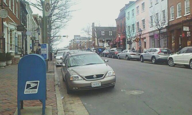 Street in Whashington D.C.