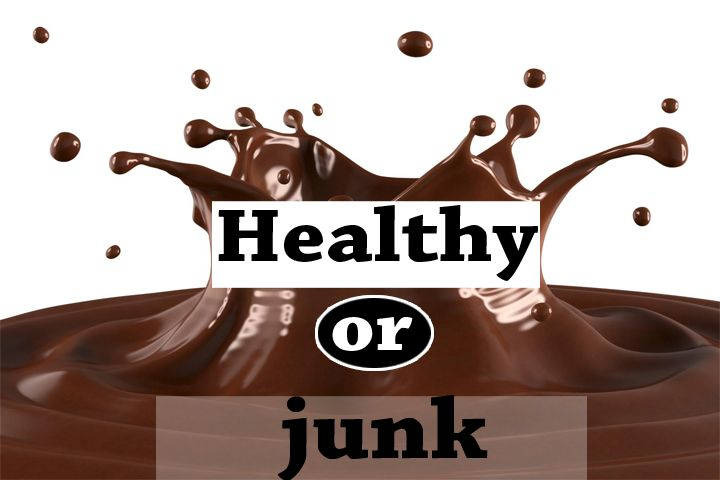 Is chocolate really a healthy food