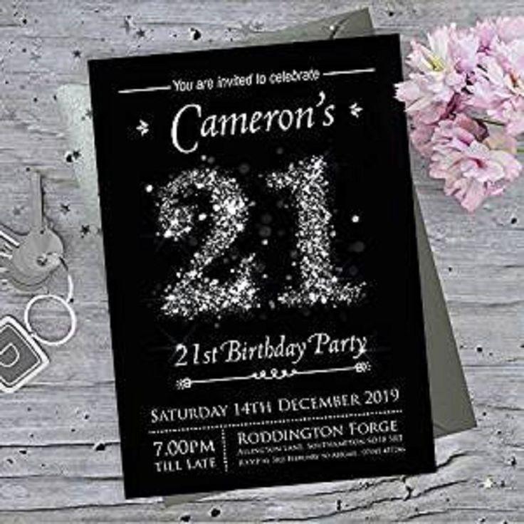 Pin su Birthday Invitations