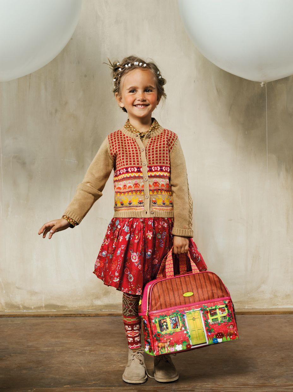 fbdde65ca OILILY Children's Wear - Fall Winter 2014 | Girl's style | Kids ...
