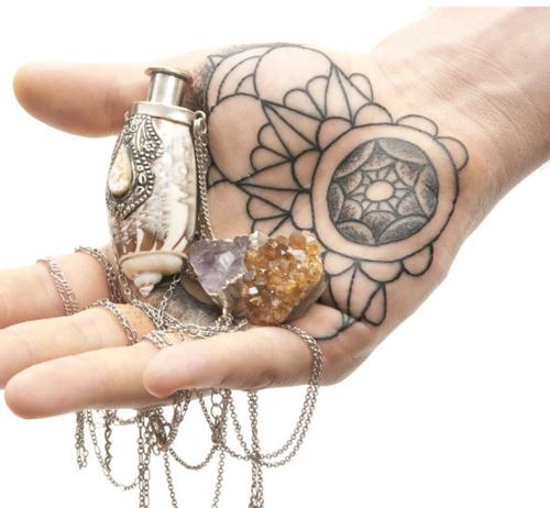 Crystals & Tattoos