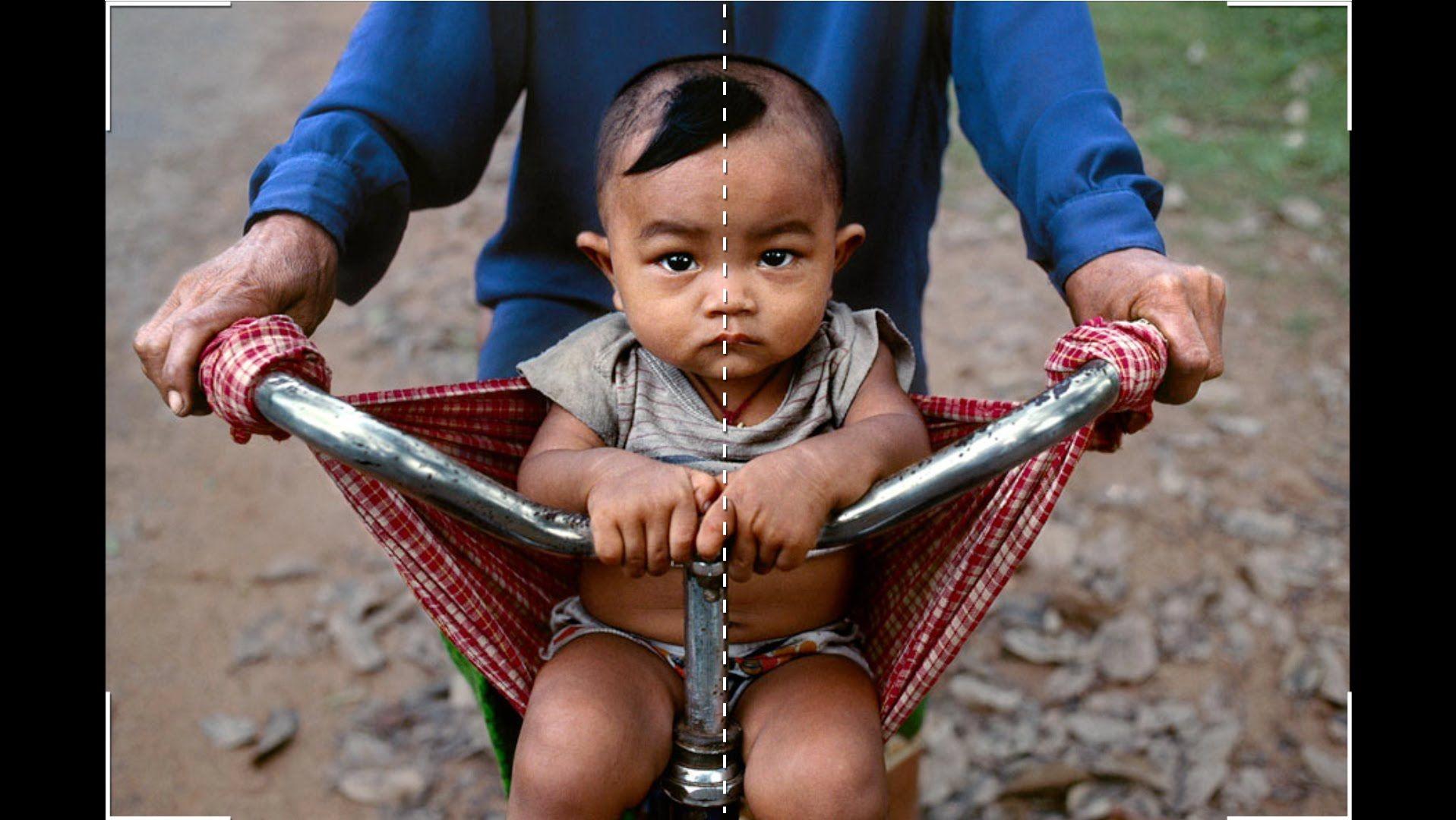 9 Fotos segundo as composições de Steve McCurry