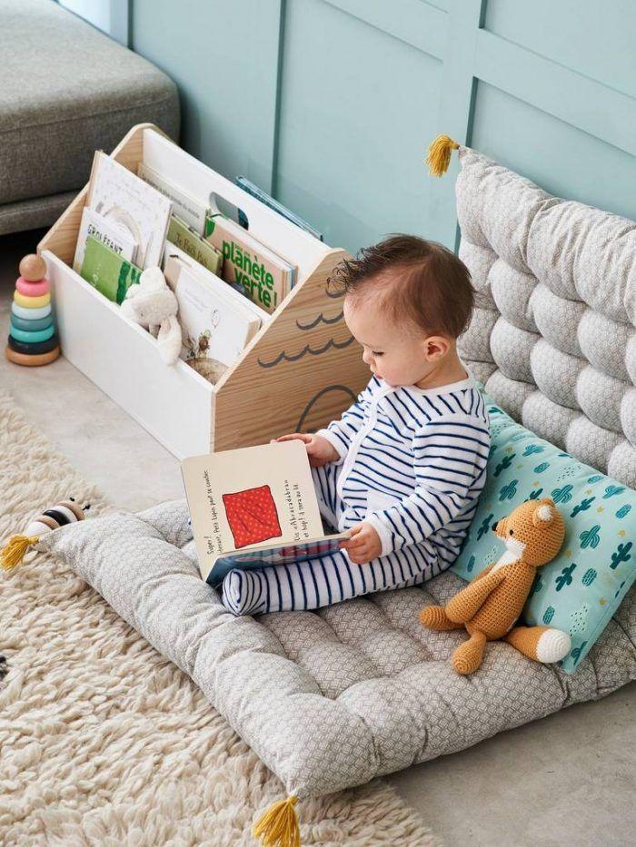 Coin lecture enfant : des idées pour l'aménager -