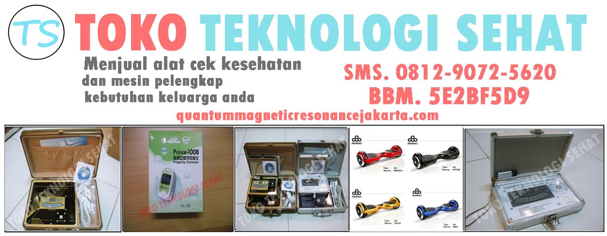Quantum Resonance Magnetic Analyzer Jakarta