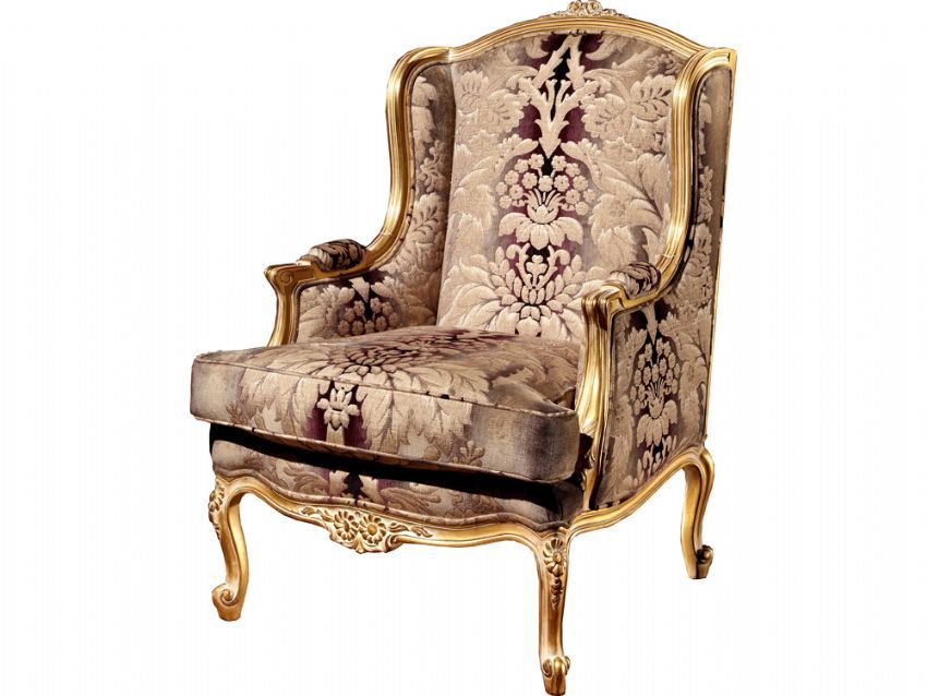duresta decorative madeleine chair handmade carved hardwood frame fixed back supawrap seat interior - Decorative Chairs