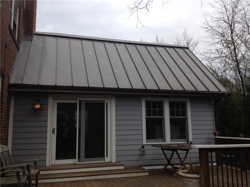 Best Images Of Houses Of Metal Roofs Charcoal Gray Metal Roof 640 x 480