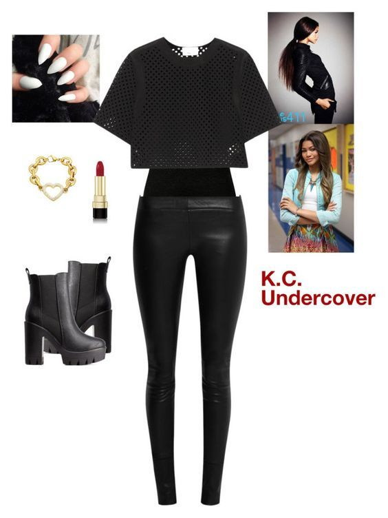KC\u0027s outfits!