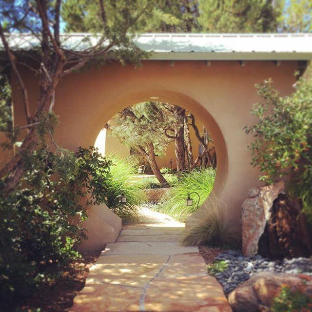 A feng shui garden in New Mexico? Yup. Just enter here. # ... on Modern Feng Shui Garden  id=78902