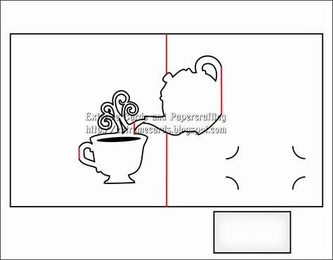 Pop Up Card Templates Free Download With Regard To Teddy Intended For Teddy Bear Pop Up Card Template Free Pop Up Card Templates Pop Up Cards Kirigami