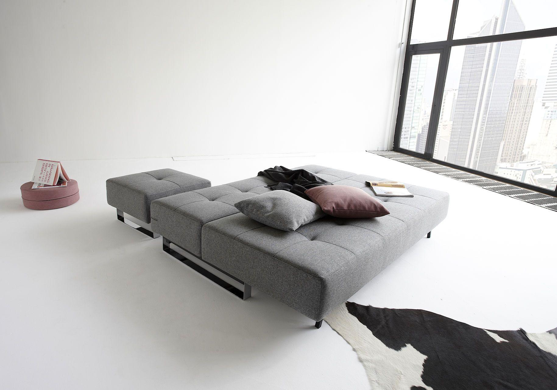 Elegant Danish Modern Bed