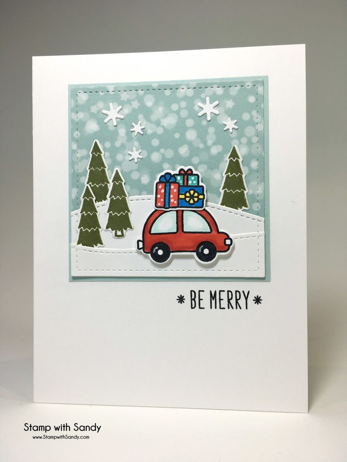 Home for the Holidays PP322 A Cards2017 Pinterest