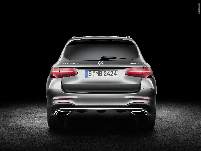2016 Mercedes Benz GLC – новый обРик и увеРиченные габариты GLK