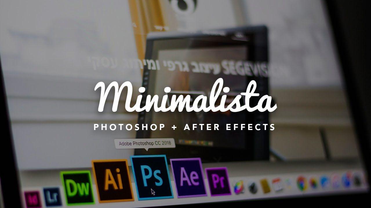 Animar Un Logo Rápido Tutorial Youtube Como Animar Animo Photoshop