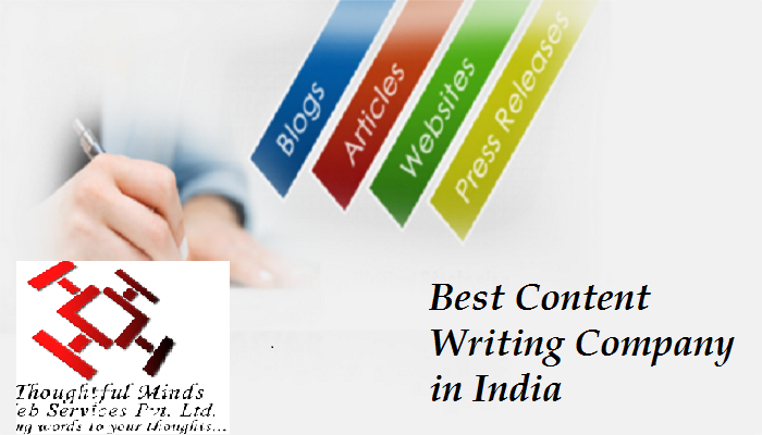 ThoughtfulMinds is the #BestContentWritingCompanyinIndia