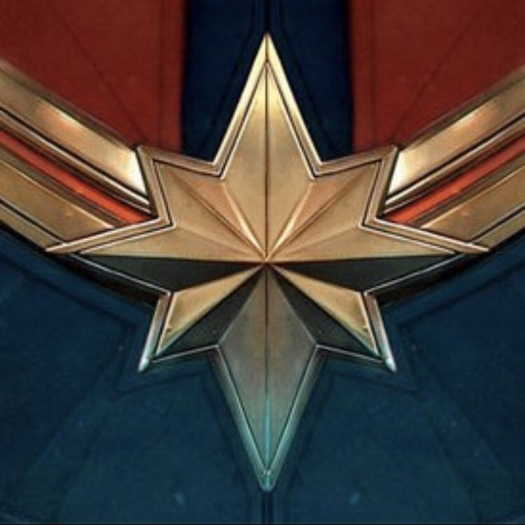 Captain Marvel Emblem Avengers Wallpaper Captain Marvel Avengers Pictures