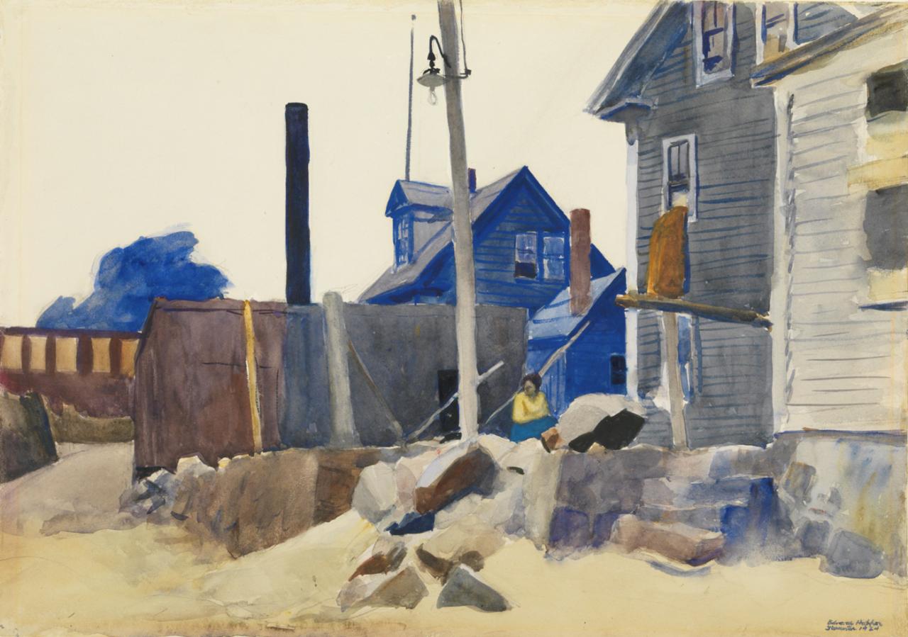 1924 Edward Hopper 1882 1967