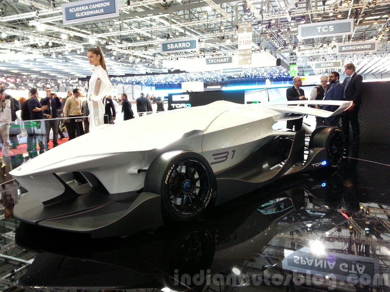 Ed Design Torq >> Ed Torq Concept 2015 Geneva Live Concept Cars Ed