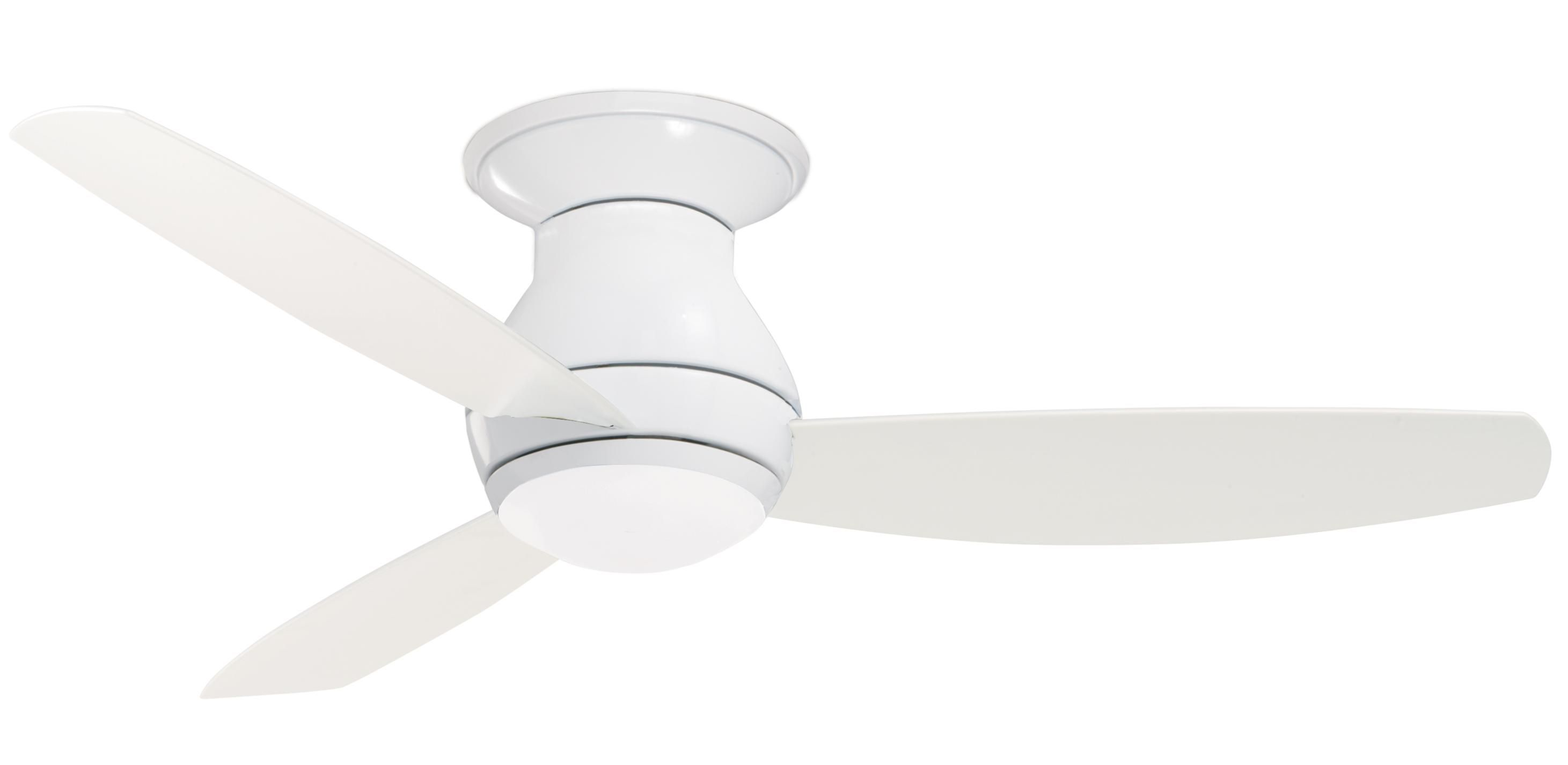 Emerson Curva Sky 52 Cf152ww Airflow Rating 5393 Cfm Cubic Feet Per Minute This Fan Has 6 Speeds Hugger Ceiling Fan Ceiling Fan Flush Mount Ceiling Fan