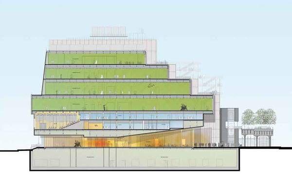 Renzo Piano Building Workshop, New York, Manhattan, Whitney Museum of American Art