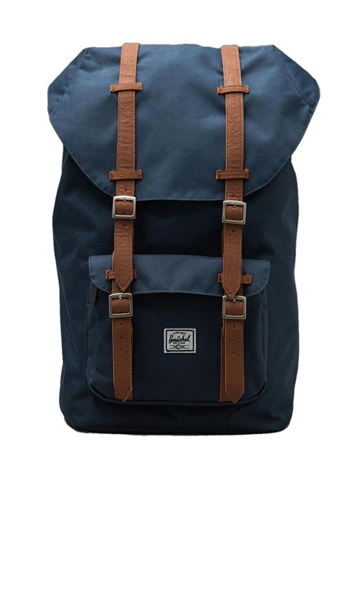 b6a58954633 Shop for Herschel Supply Co. Little America in Navy at REVOLVE. Free 2-3  day shipping and returns