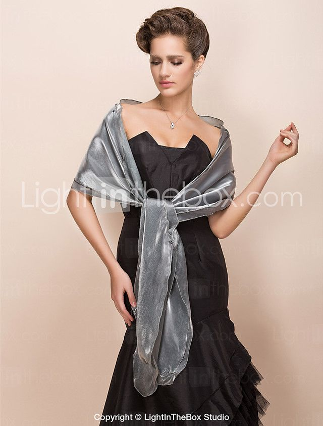 Shawls Satin Party Evening Casual Office Career Wedding Wraps Shawls With 2020 Us 26 9 Shawls And Wraps Wedding Wraps Dresses