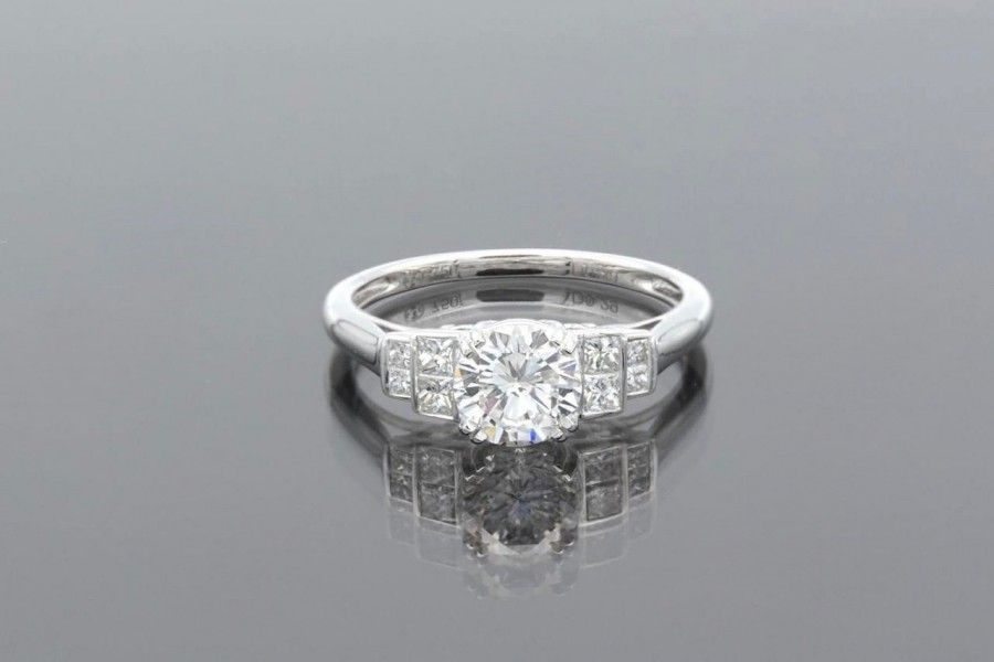 bague diamant occasion
