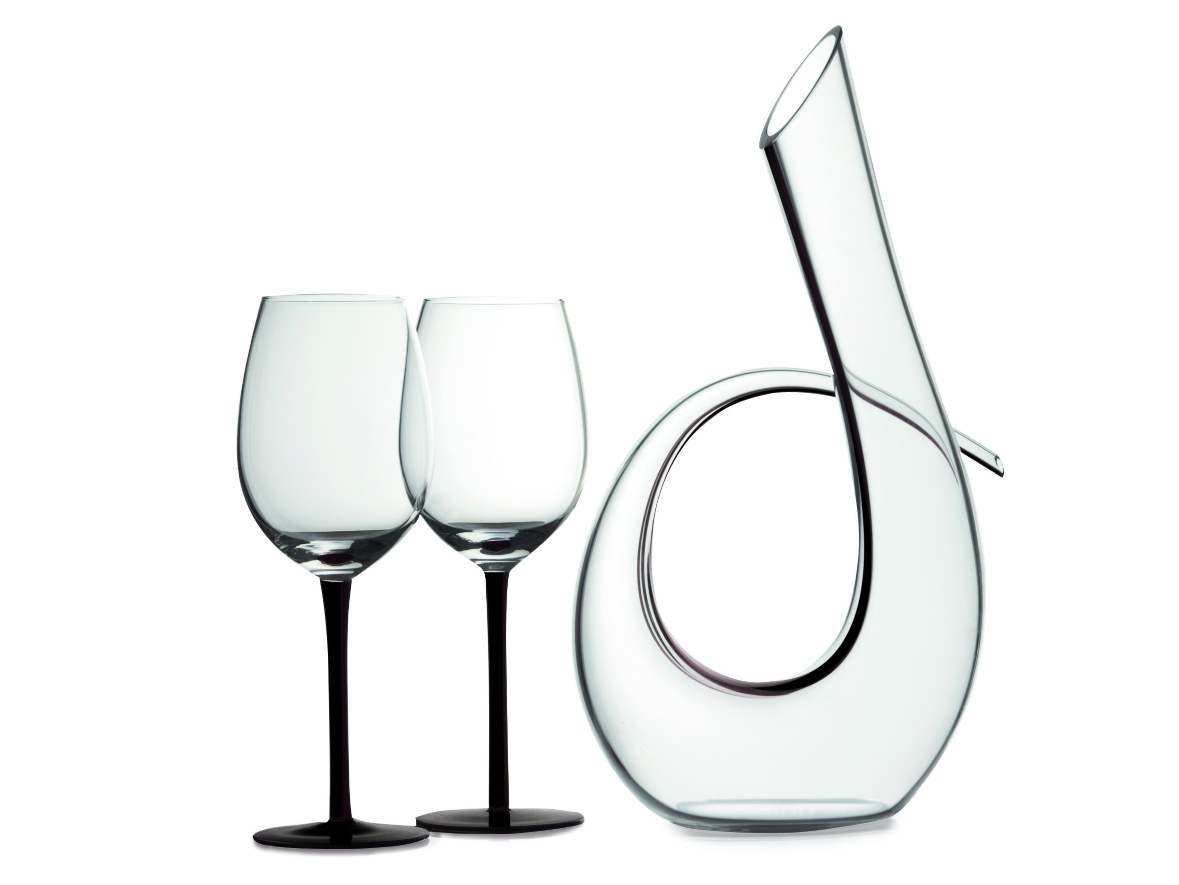 Give Your Fine Wines The Love They Deserve With Maxwell Williams Sensations Wine Decanters And