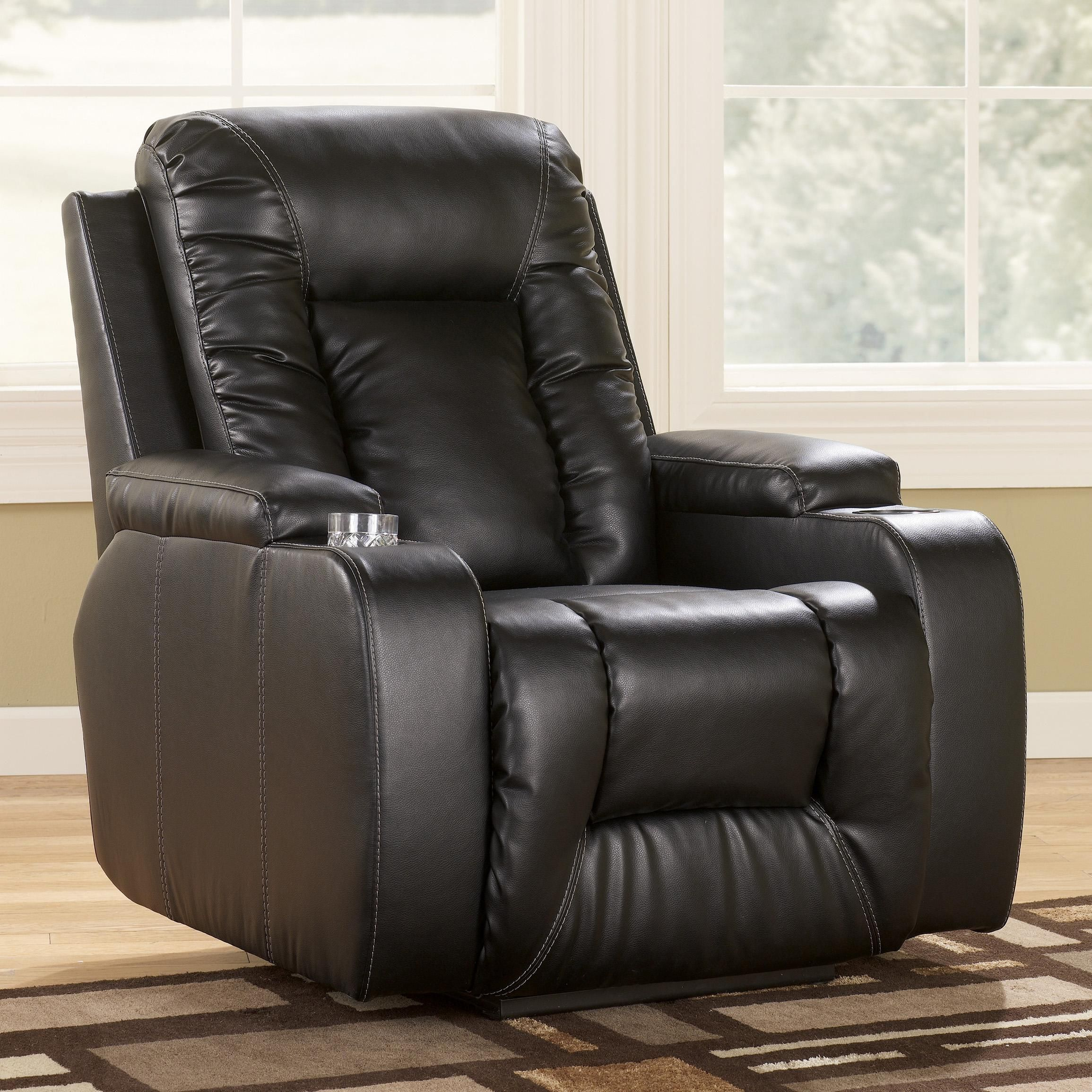Leather Sofa Repair Service Birmingham: Eclipse Zero Wall Recliner By