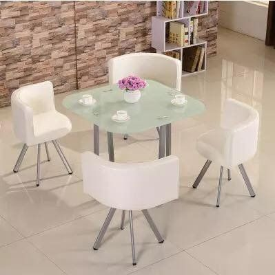 4 seater Space Saver Dining Set Dining Sets Pinterest