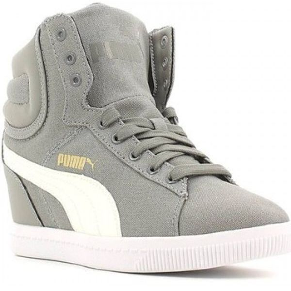 Buty Puma Vikky Wedge 36 42 Koturny 362116 01 Sale 6738145062 Oficjalne Archiwum Allegro Puma Wedges Puma Sneaker