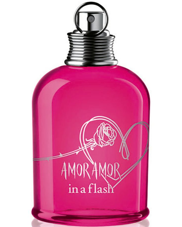 Amor Amor in a flash by Cacharel.