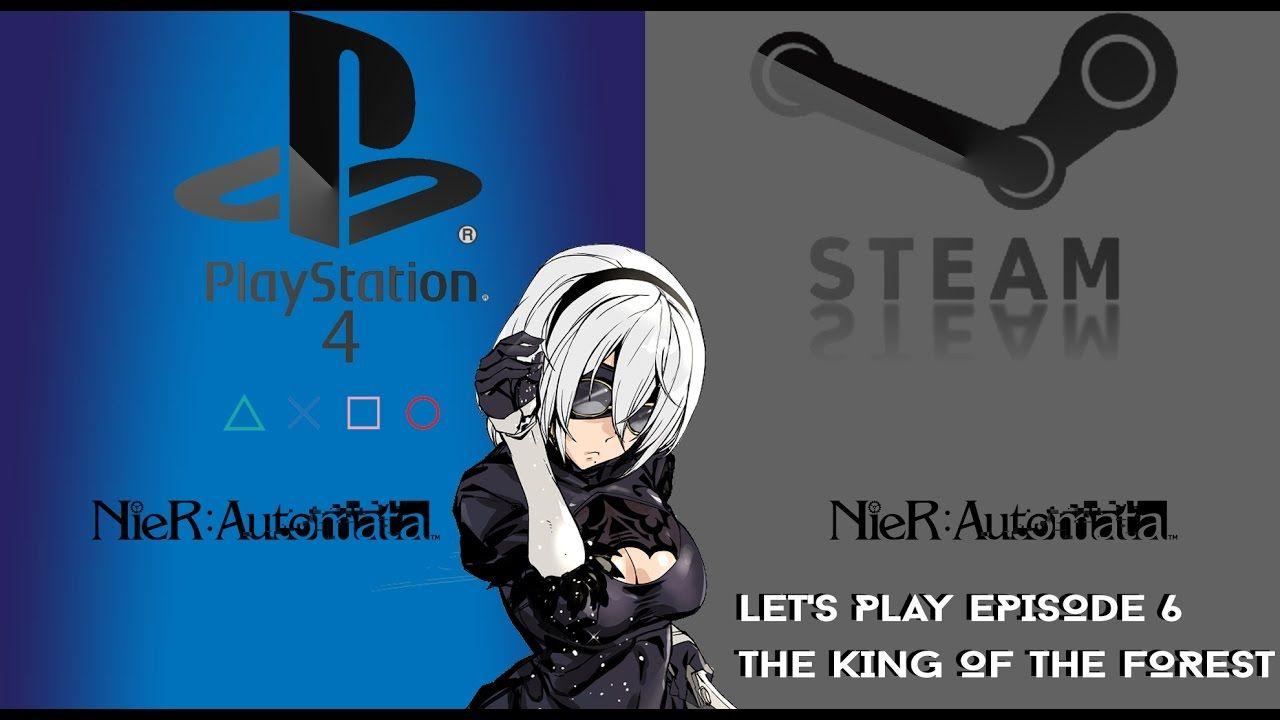 Nier Automata Lets Play EP 6