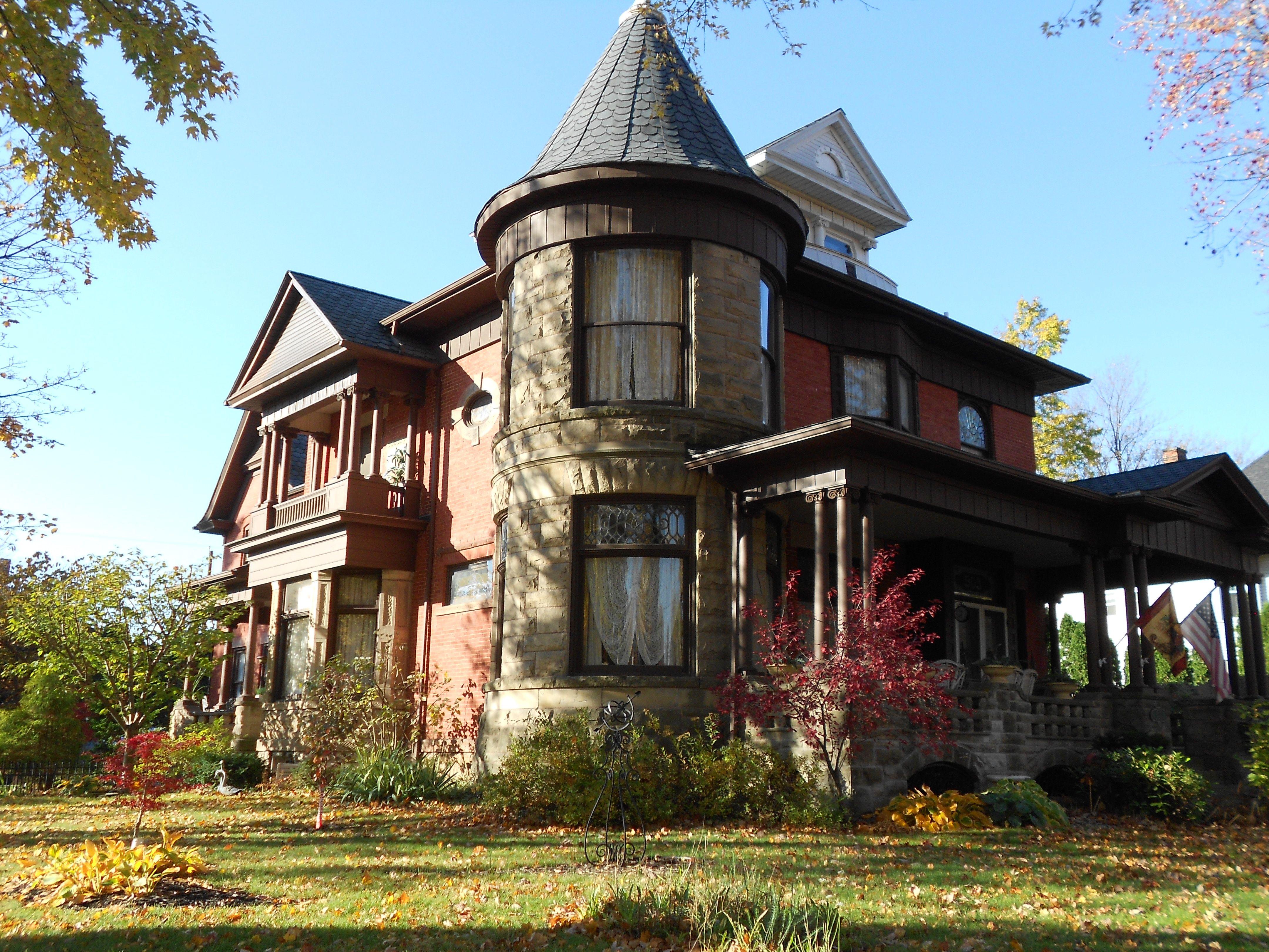 B Fremont Ohio Fremont Ohio Victorian Homes Fremont