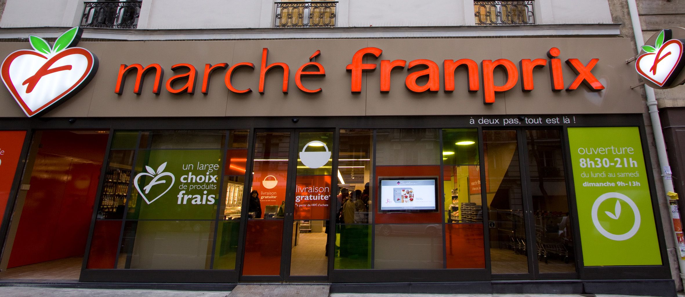Grocery stores in paris france insidrs guide to