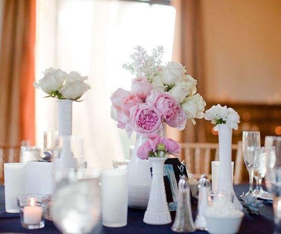 Fresh Glass Table Centerpiece Ideas