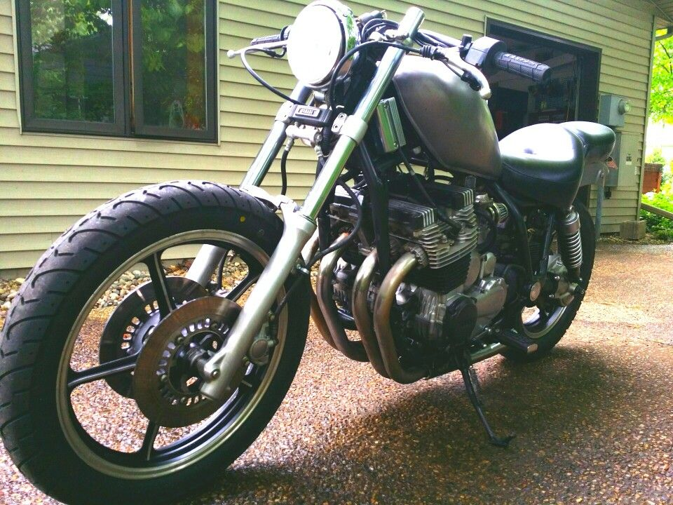 Yamaha XJ 700 Maxim 700 cm³ 1985 - Haapajärvi - Motorcycle