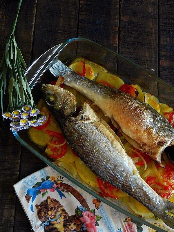 Una exquisita selecci n de platos de pescado y marisco - Cocina navidena espanola ...