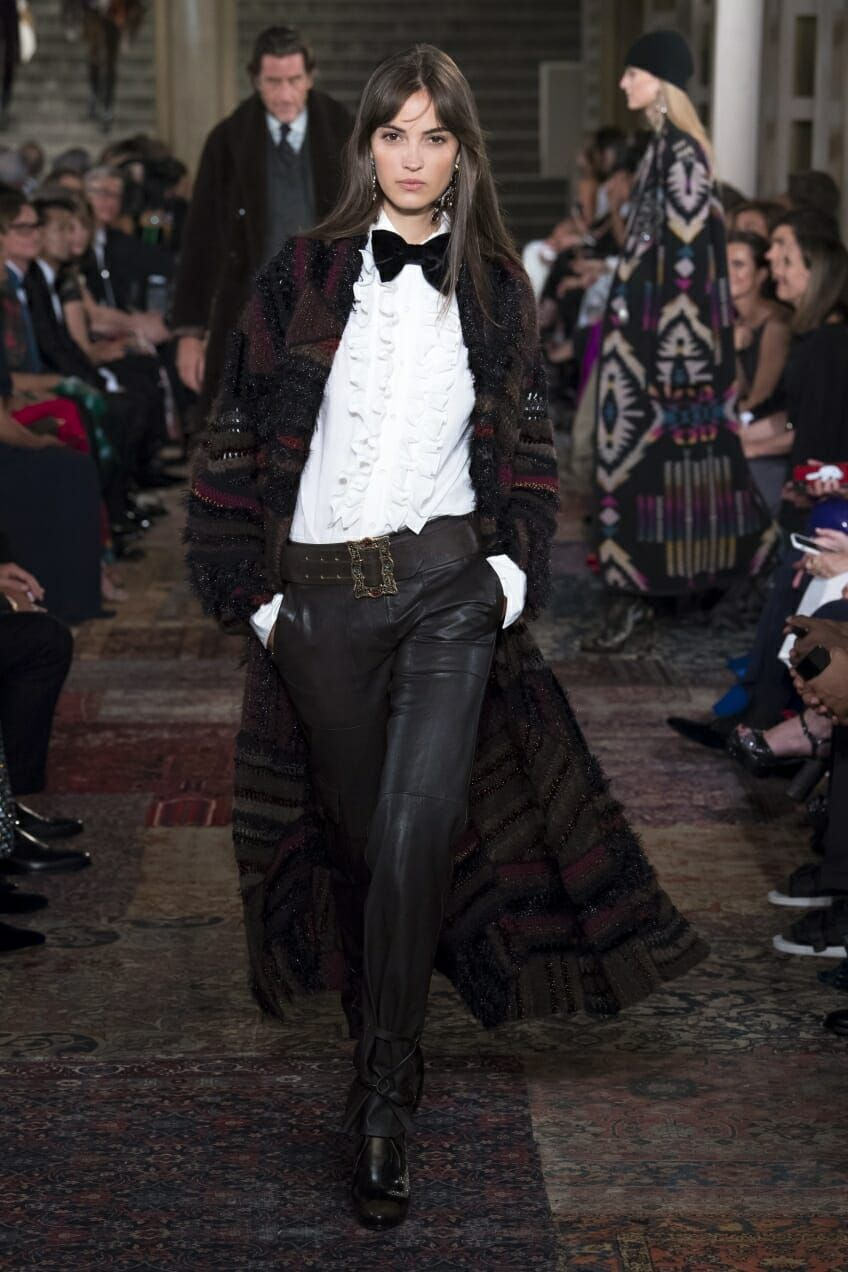 49779262a1ca My Favorite Moments of Ralph Lauren's 50th Anniversary Fashion Show ...