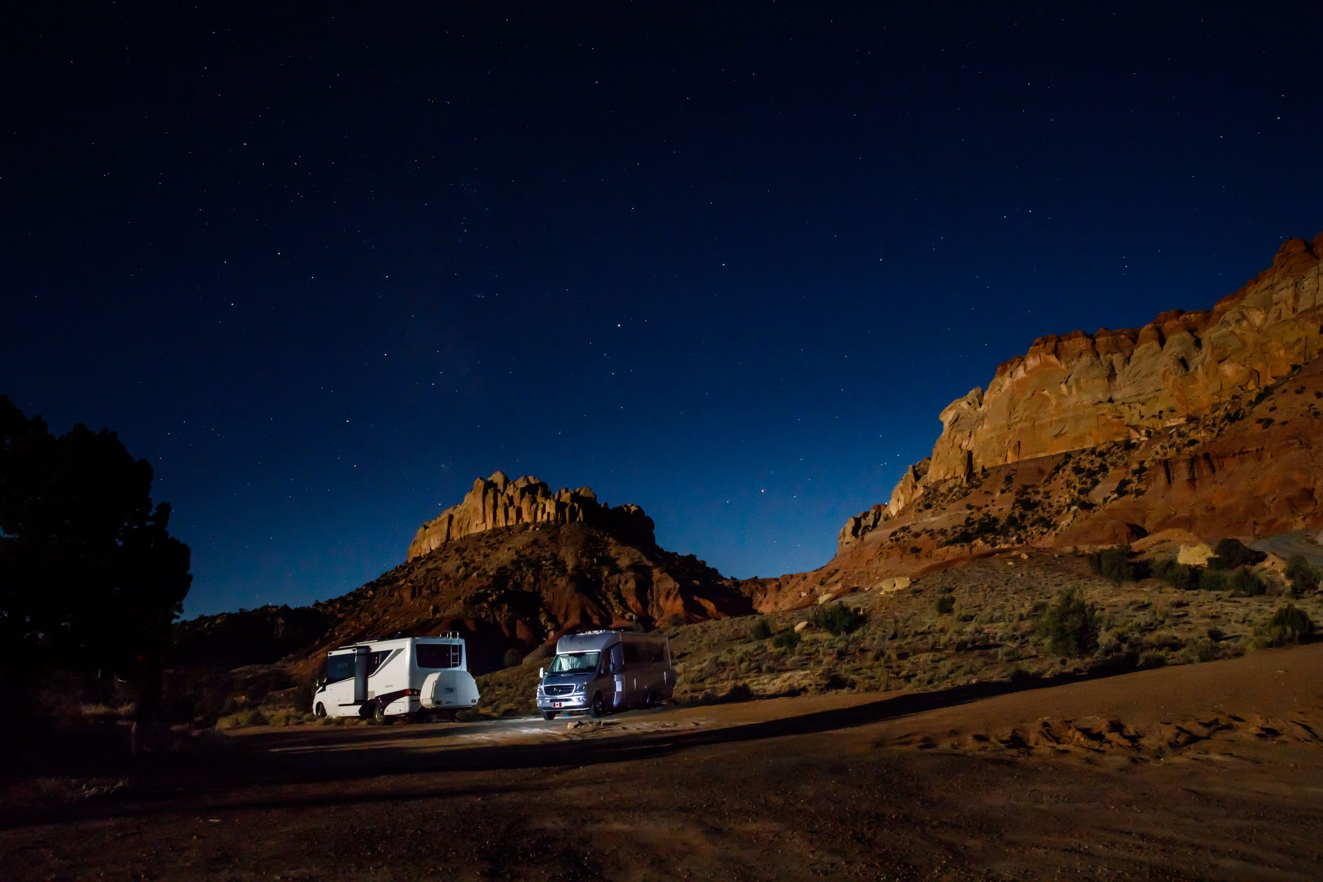 Five tips to finding free overnight camping
